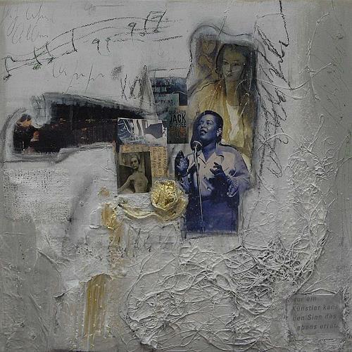 Nele Kugler, Music is the key, Society, Abstract art, Abstract Art