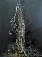 Nele Kugler Art Abstract art Nature: Wood Contemporary Art
