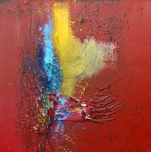 Nele Kugler, Sommerlaune, Abstract art, Miscellaneous Emotions, Contemporary Art