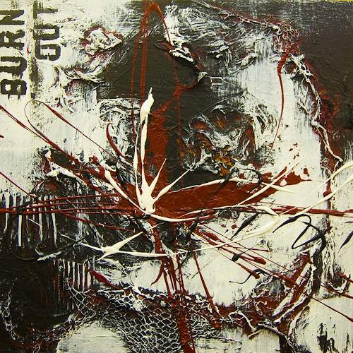 Nele Kugler, burnout XS, Abstract art, Miscellaneous Emotions, Contemporary Art