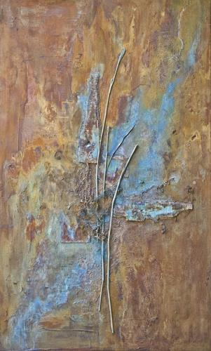 Nele Kugler, Horizonte, Emotions, Abstract art, Contemporary Art