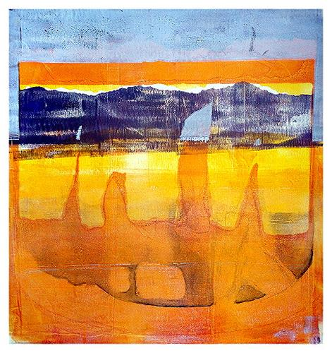 Gerda Lipski, o.T., Miscellaneous Landscapes