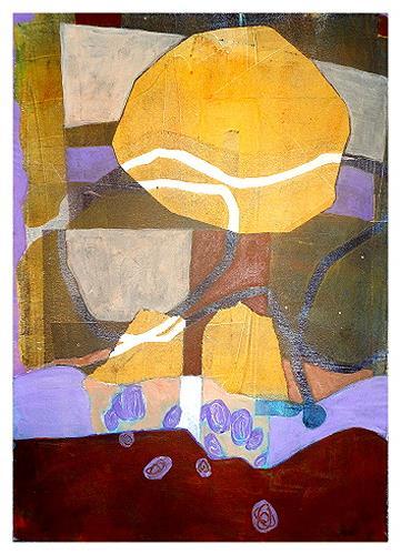 Gerda Lipski, o.T., Abstract art