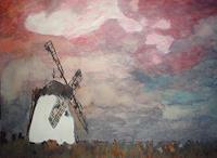 Eva-Maria-Mueller-1-Miscellaneous-Landscapes-Miscellaneous-Buildings-Modern-Age-Impressionism