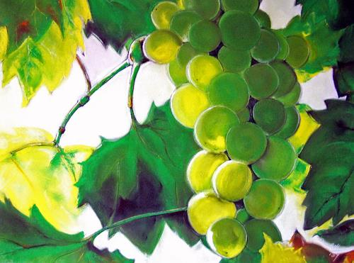 Ute Kleist, Sonnengeküsst, Harvest, Meal, Contemporary Art
