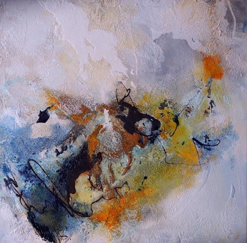 Ute Kleist, leicht und sinn I, Abstract art, Contemporary Art