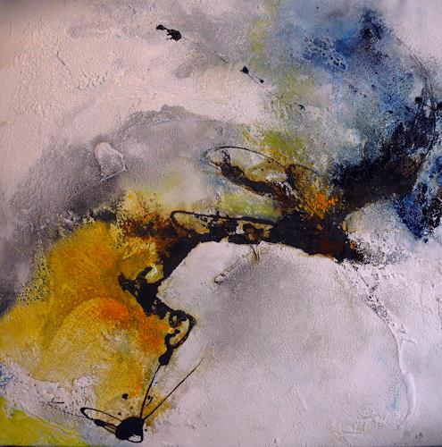 Ute Kleist, leicht und sinn III, Abstract art, Contemporary Art