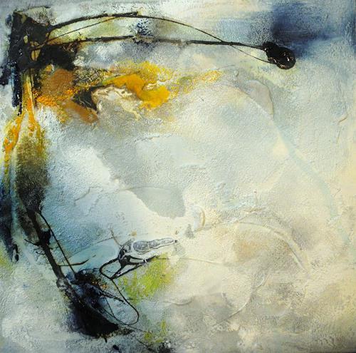 Ute Kleist, leicht und sinn II, Abstract art, Contemporary Art