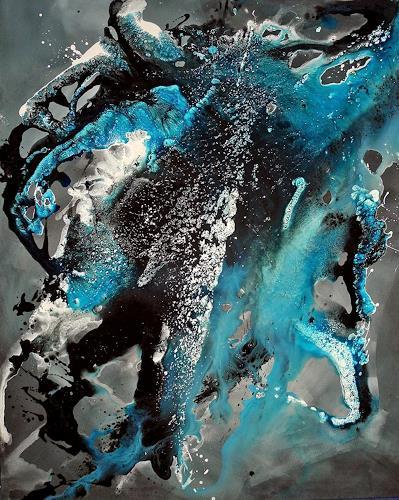 Ute Kleist, How I feel, Abstract art, Belief, Contemporary Art