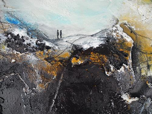 Ute Kleist, Zwei - im Detail, Landscapes, Poetry, Contemporary Art