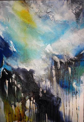 Ute Kleist, Siehst Du, Movement, Belief, Contemporary Art