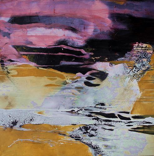 Ute Kleist, Aeolus, Movement, Mythology, Expressionism