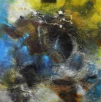 Ute-Kleist-Abstract-art-Miscellaneous-Emotions-Modern-Age-Expressionism