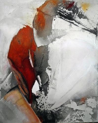 Ute Kleist, Herzblut, Emotions, Belief, Contemporary Art, Expressionism