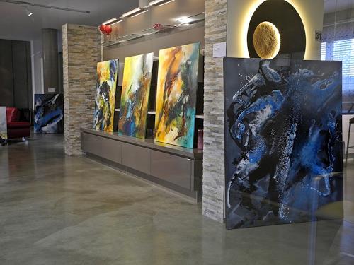 Ute Kleist, 20. September - Museumsnacht Hegau-Schaffhausen, Emotions, Belief, Contemporary Art