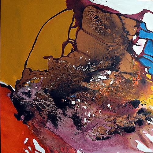 Ute Kleist, Entfesselt, Times, Belief, Expressionism