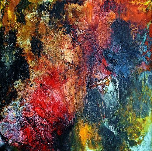 Ute Kleist, Ein Schwelen, Times, Society, Expressionism