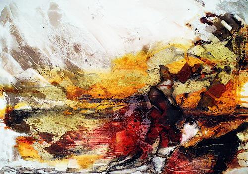 Ute Kleist, Nur eine Ahnung, Belief, Miscellaneous, Expressionism