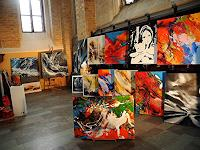 Ute-Kleist-Abstract-art-Movement-Modern-Age-Expressionism