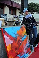Ute-Kleist-Abstract-art-Modern-Age-Expressionism