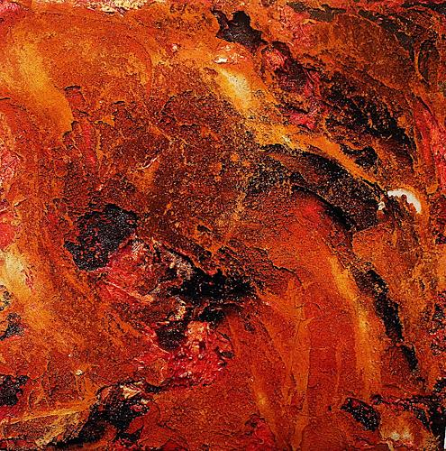 Ute Kleist, GLUT II, Abstract art, Emotions, Expressionism