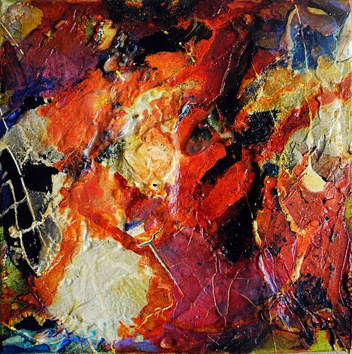 Ute Kleist, und dieses IST! - II, Abstract art, Emotions, Expressionism