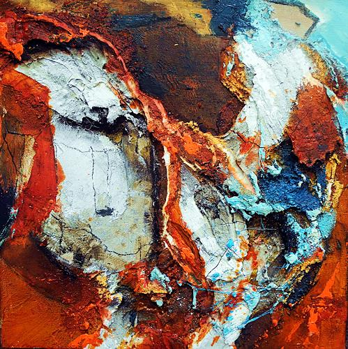 Ute Kleist, Manchmal, Abstract art, Movement, Expressionism