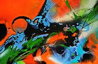 Ute-Kleist-Emotions-Abstract-art-Modern-Age-Expressionism