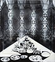 Ute-Kleist-Society-Meal-Modern-Age-Symbolism