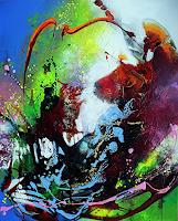 Ute-Kleist-Nature-Abstract-art-Modern-Age-Expressionism