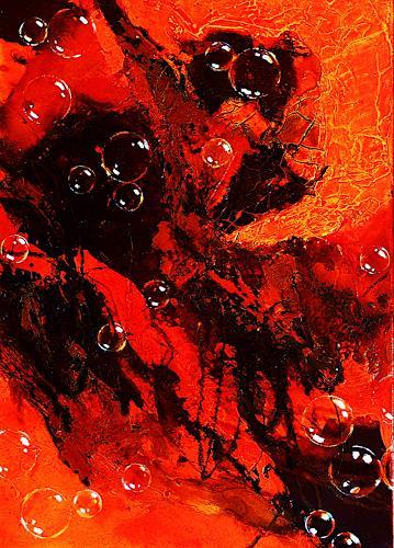 Ute Kleist, WANDERER I, Emotions, Movement, Expressionism