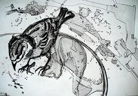 Ute-Kleist-Nature-Animals-Modern-Age-Expressionism