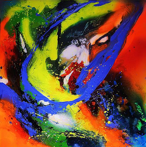 Ute Kleist, mother, Emotions, Symbol, Expressionism, Abstract Expressionism