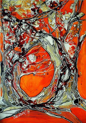 Ute Kleist, Zwei wie du und ich, Nature, Poetry, Expressionism