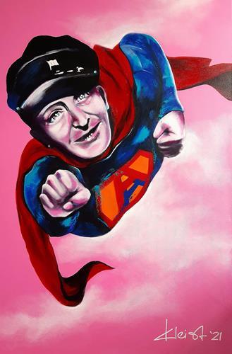 Ute Kleist, SUPER! HANS., People, Emotions, Expressionism