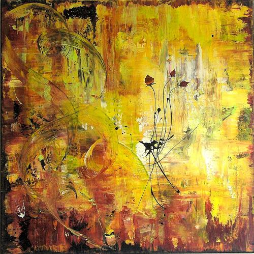 new-art-design, o.T., Abstract art, Action Painting