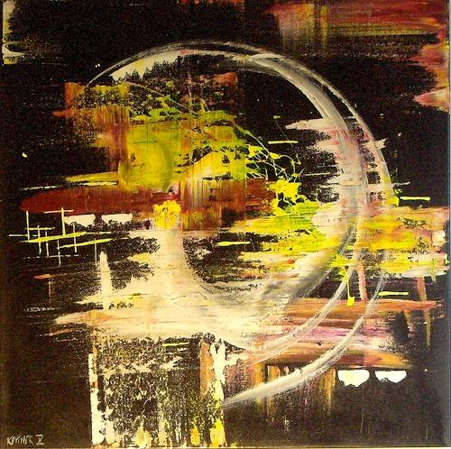 new-art-design, o.T., Abstract art, Action Painting, Expressionism