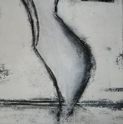 Eva-Maria Bättig-Schoepf, Figur, Abstract art, Abstract Art