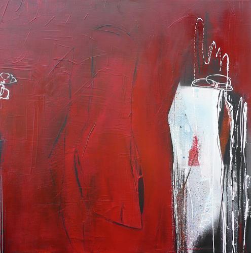 Eva-Maria Bättig-Schoepf, Die   I D E E, Abstract art, Abstract Art