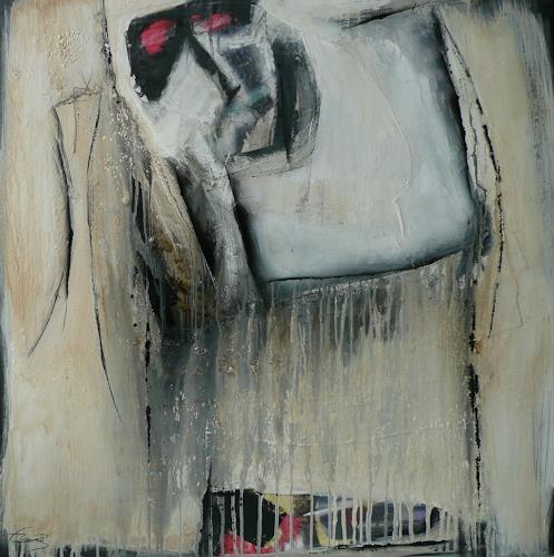 Eva-Maria Bättig-Schoepf, the beauty and the beast, Abstract art, Abstract Art