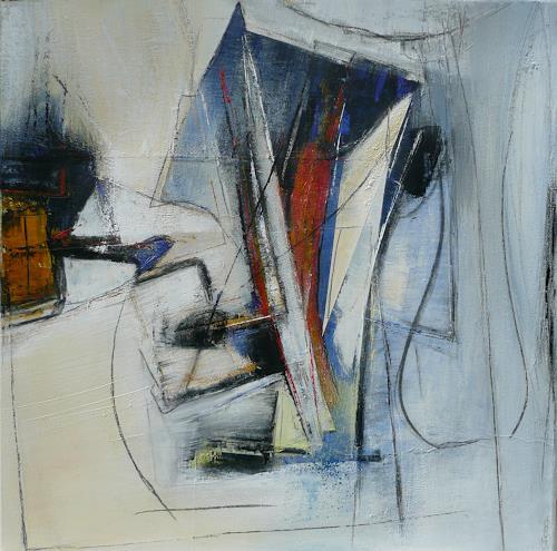 Eva-Maria Bättig-Schoepf, ohne Titel, Abstract art, Abstract Art