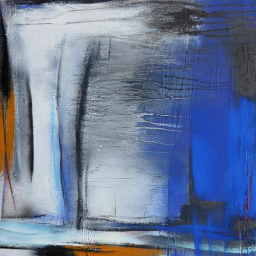 Eva-Maria Bättig-Schoepf, Tide, Abstract art, Abstract Art