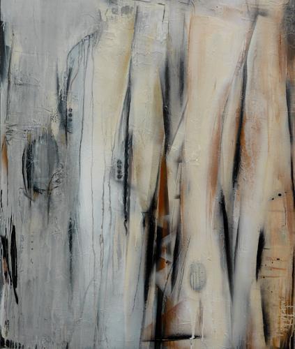 Eva-Maria Bättig-Schoepf, just a touch ..., Abstract art, Abstract Art
