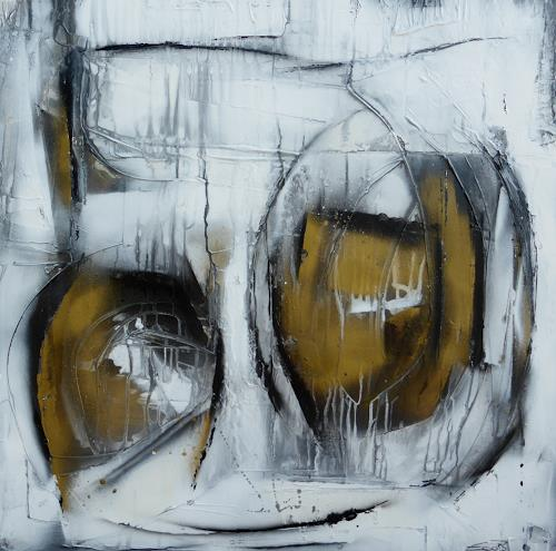 Eva-Maria Bättig-Schoepf, smile, Abstract art, Abstract Art