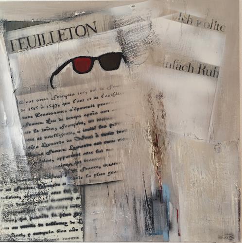 Eva-Maria Bättig-Schoepf, FEUILLETON, Abstract art, Abstract art, Abstract Art