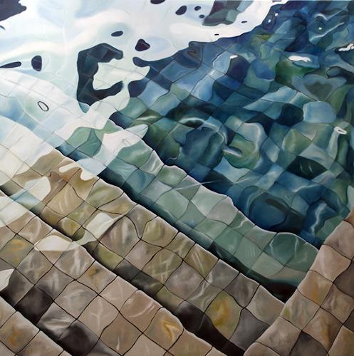 Alex Krull, o.T. (Fliesen), Miscellaneous, Realism