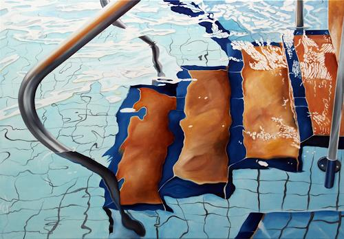 Alex Krull, Conil, Nature: Water, Sports, Realism, Expressionism