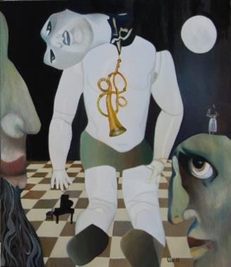 Art by Ulla Wobst