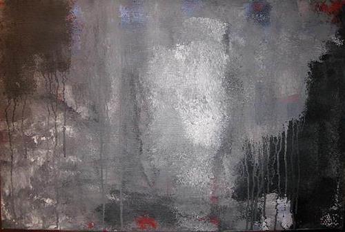 Anita S., N/T, Abstract art