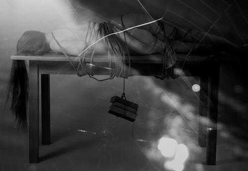 Holger Stroecks, -, Society, Spurensicherung, Abstract Expressionism